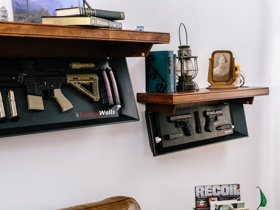 Gun Concealment Furniture For The Bedroom And More